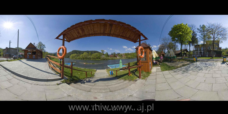 Prezentacja panoramiczna dla obiektu gmina PIWNICZNA-ZDRÓJ