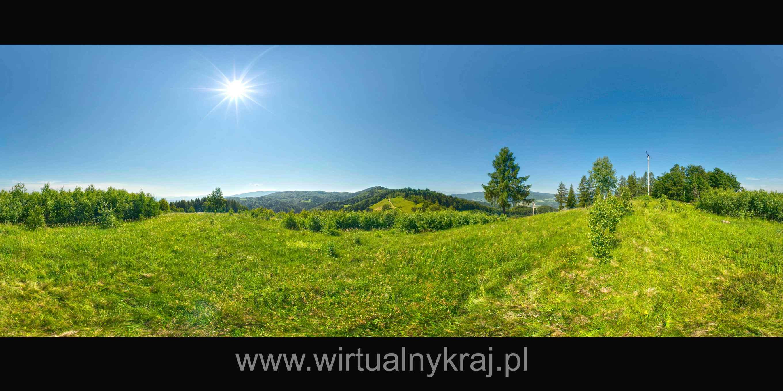 Prezentacja panoramiczna dla obiektu gmina ŁĄCKO