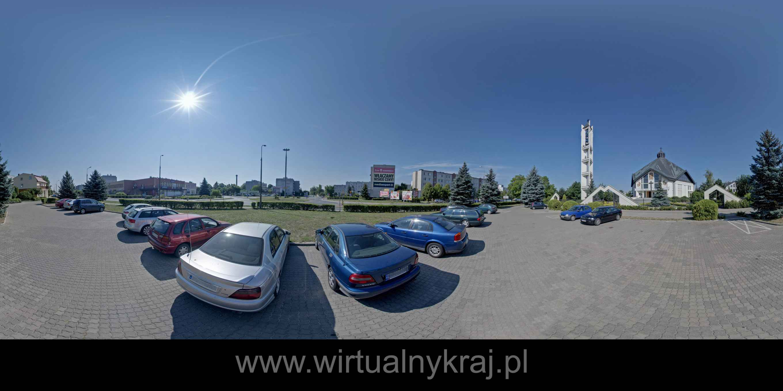 Prezentacja panoramiczna dla obiektu Miasto Płońsk
