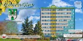 Prezentacja panoramiczna dla obiektu Urząd Miasta w Zielonej Górze