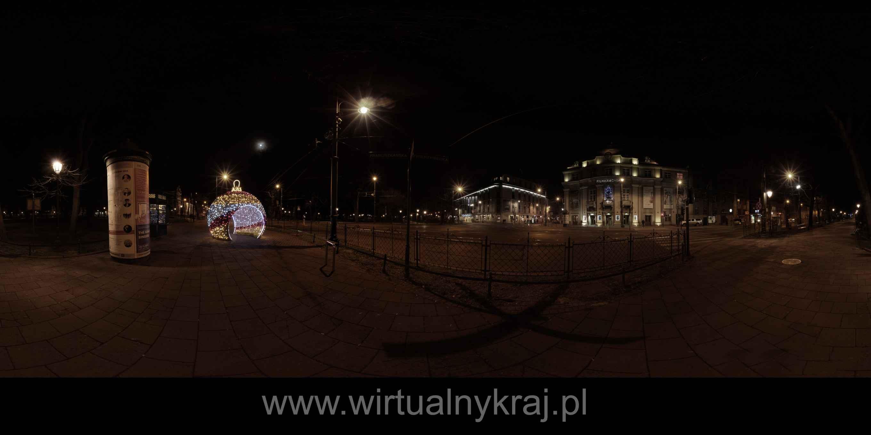 Prezentacja panoramiczna dla obiektu KRAKÓW - wirtualny spacer