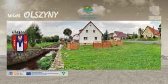 Prezentacja panoramiczna dla obiektu wieś OLSZYNY