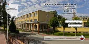Prezentacja panoramiczna dla obiektu Starostwo Powiatowe w Sławnie