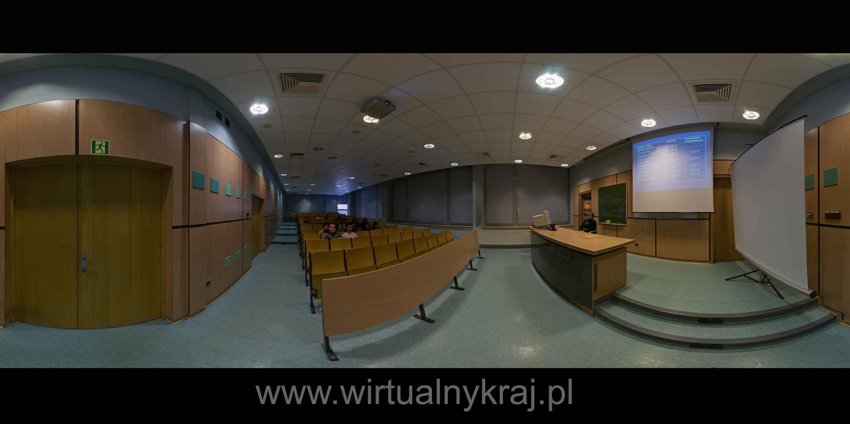 Prezentacja panoramiczna dla obiektu Wydział Inżynierii Materiałowej i Ceramiki