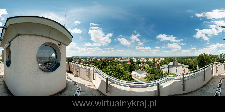 Prezentacja panoramiczna dla obiektu Polsko-Niemieckie Centrum Promocji i Informacji Turystycznej