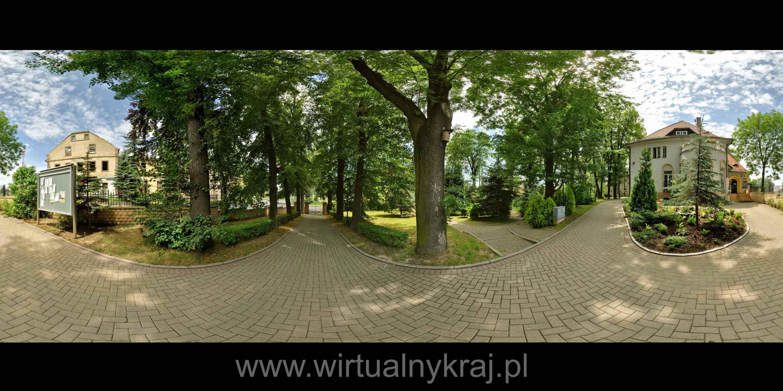 Prezentacja panoramiczna dla obiektu Urząd Miasta i Gminy w Bogatyni
