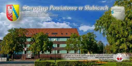 Prezentacja panoramiczna dla obiektu Starostwo Powiatowe w Słubicach