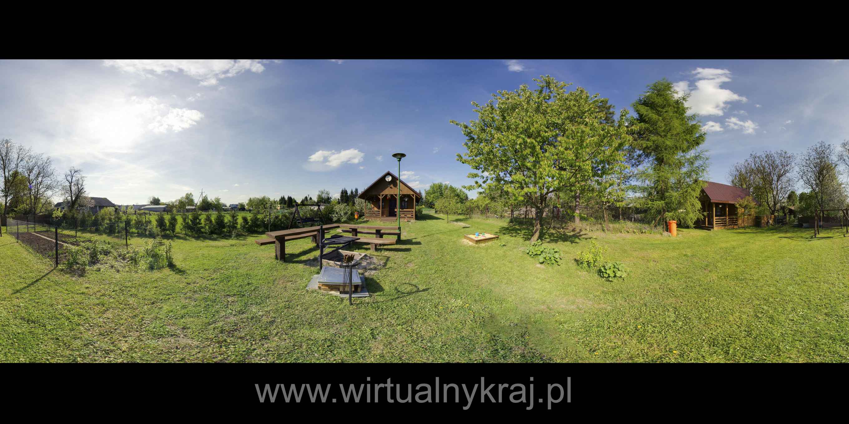 Prezentacja panoramiczna dla obiektu Agroturystyka