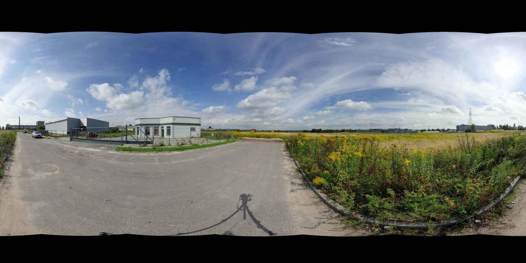 Prezentacja panoramiczna dla obiektu Katowicka Specjalna Strefa Ekonomicza