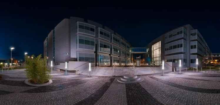 Prezentacja panoramiczna dla obiektu Jagiellońskie Centrum Innowacji