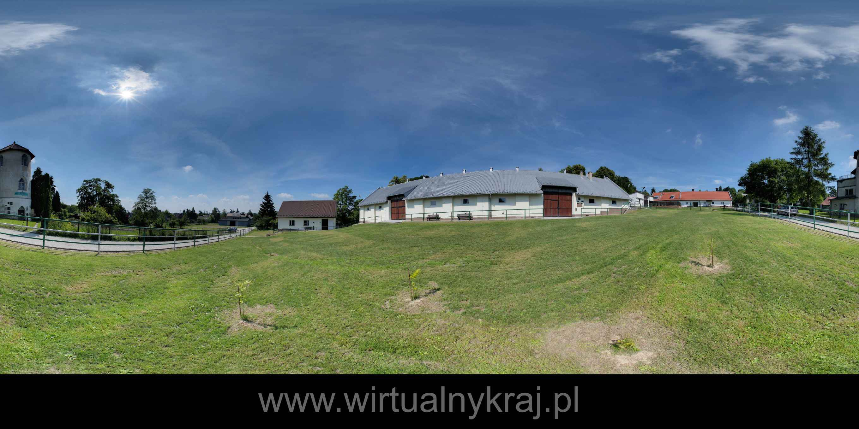 Prezentacja panoramiczna dla obiektu Uniwersytet Rolniczy w Krakowie - Wydział Hodowli i Biologii Zwierząt