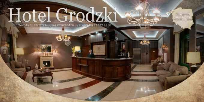 Prezentacja panoramiczna dla obiektu Hotel Grodzki ***
