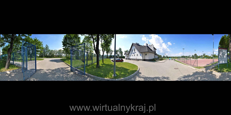 Prezentacja panoramiczna dla obiektu Stadion OSiR