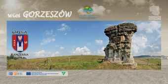Prezentacja panoramiczna dla obiektu  wieś GORZESZÓW