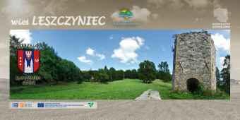 Prezentacja panoramiczna dla obiektu wieś LESZCZYNIEC