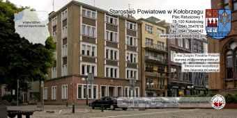 Prezentacja panoramiczna dla obiektu Starostwo Powiatowe w Kołobrzegu