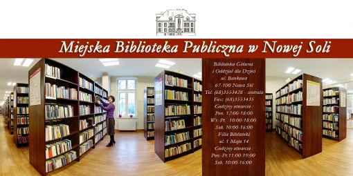 Prezentacja panoramiczna dla obiektu Miejska Biblioteka Publiczna