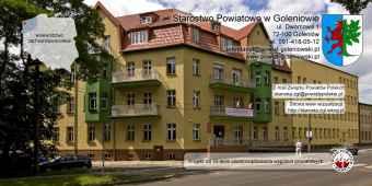 Prezentacja panoramiczna dla obiektu Starostwo Powiatowe w Goleniowe