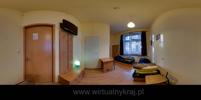 Prezentacja panoramiczna dla obiektu Szkolne Schronisko Młodzieżowe w Krakowie