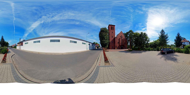 Prezentacja panoramiczna dla obiektu Urząd Miejski w Kargowej