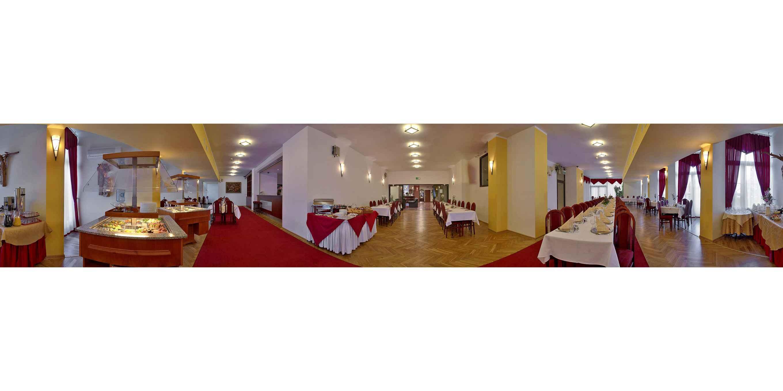 """Prezentacja panoramiczna dla obiektu Hotel """"Jaskółka"""""""