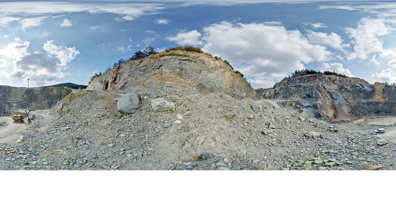 Prezentacja panoramiczna dla obiektu wieś OGORZELEC