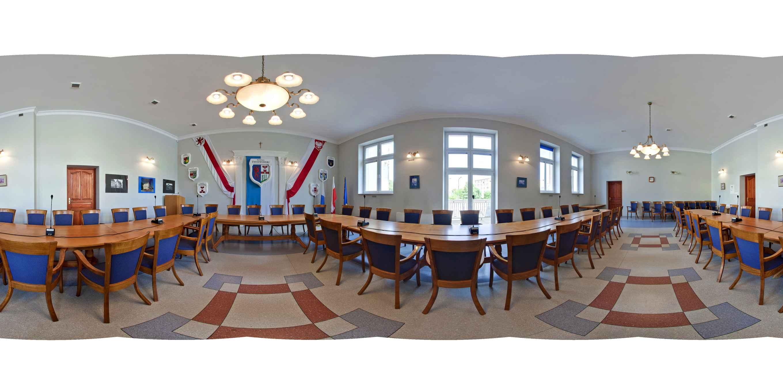 Prezentacja panoramiczna dla obiektu Starostwo Powiatowe w Powiecie Świdnickim