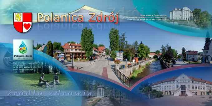 Prezentacja panoramiczna dla obiektu miasto Polanica - Zdrój