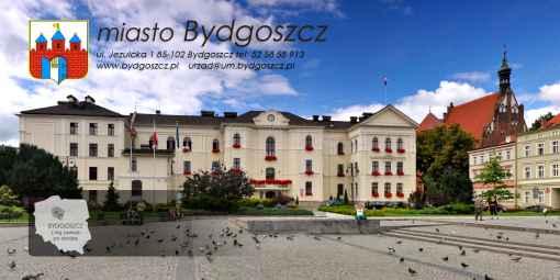 Prezentacja panoramiczna dla obiektu miasto BYDGOSZCZ