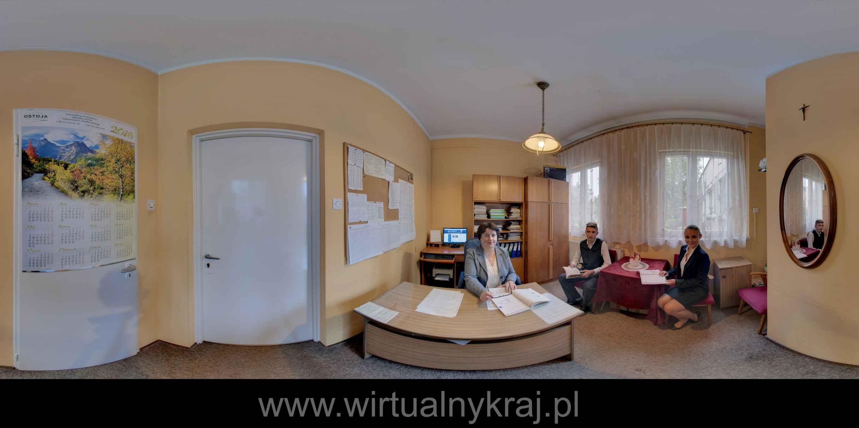 Prezentacja panoramiczna dla obiektu Zespół Szkół Gastronomicznych nr 1 im. mjr. Henryka Sucharskiego