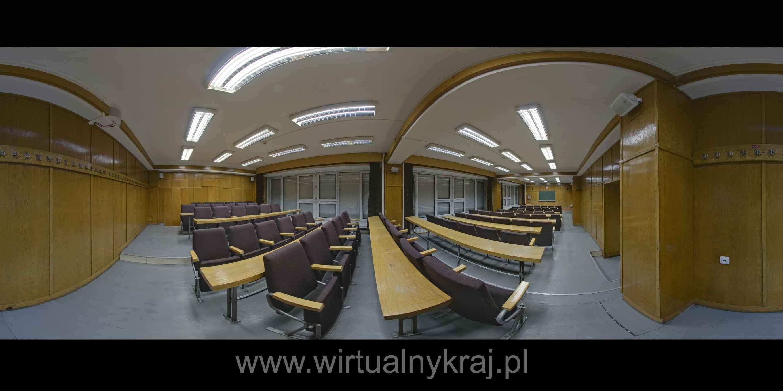 Prezentacja panoramiczna dla obiektu Wydział Inżynierii Metali i Informatyki Przemysłowej