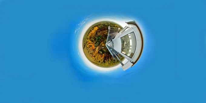Prezentacja panoramiczna dla obiektu Nadleśnictwo Świebodzin