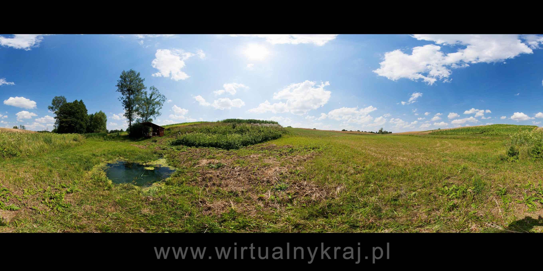 Prezentacja panoramiczna dla obiektu Wirtualnie po Roztoczu
