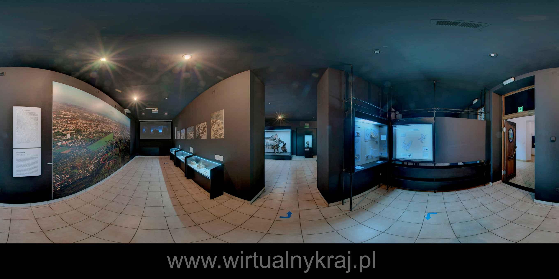 Prezentacja panoramiczna dla obiektu Muzeum Przyrodnicze ISEZ PAN