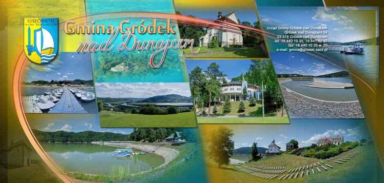 Prezentacja panoramiczna dla obiektu Gródek nad Dunajcem