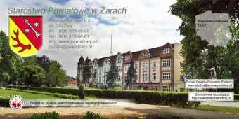 Prezentacja panoramiczna dla obiektu Starostwo Powiatowe W Żarach