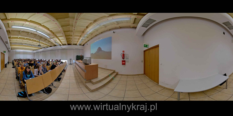 Prezentacja panoramiczna dla obiektu Wydział Architektury Politechnika Krakowska