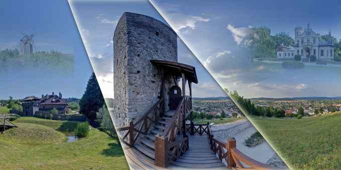 Prezentacja panoramiczna dla obiektu POWIAT KIELECKI