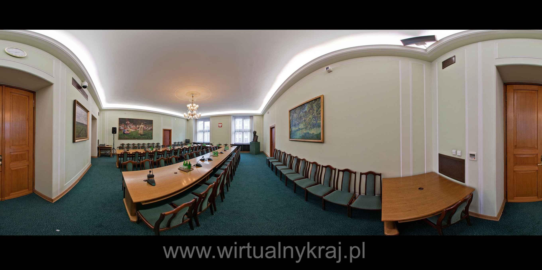 Prezentacja panoramiczna dla obiektu Sejm Rzeczypospolitej Polskiej