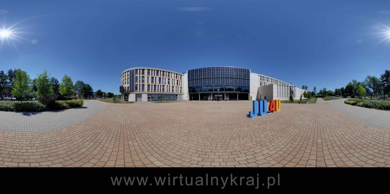 Prezentacja panoramiczna dla obiektu Kampus 600 lecia Odnowienia UJ