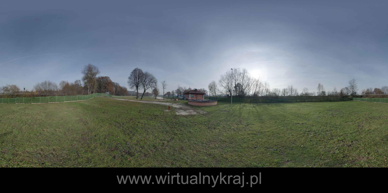 Prezentacja panoramiczna dla obiektu MPWiK - Zakład Uzdatniania Wody Bielany