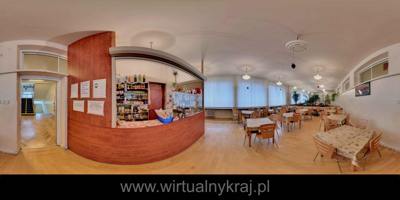 Prezentacja panoramiczna dla obiektu XXIV Liceum Ogólnokształcące im. św. Jana Pawła II