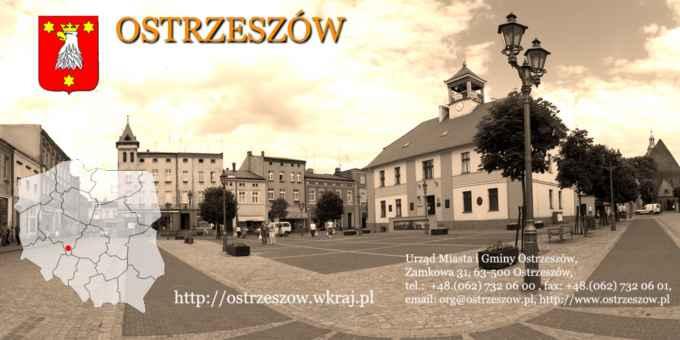 Prezentacja panoramiczna dla obiektu miasto i gmina OSTRZESZÓW