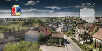 Prezentacja panoramiczna dla obiektu miasto SKÓRCZ