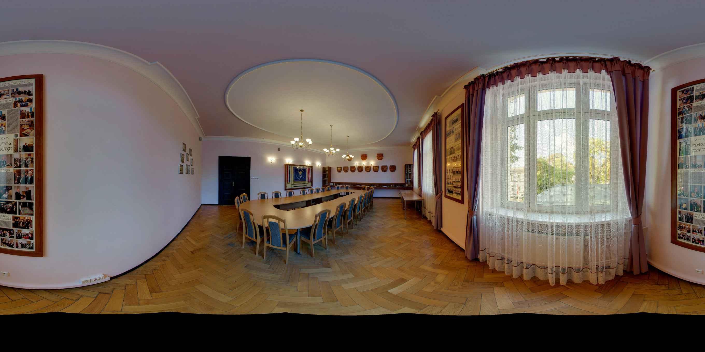 Prezentacja panoramiczna dla obiektu Starostwo Powiatowe w Gliwicach