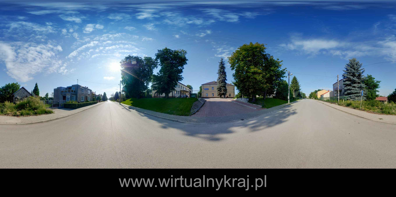 Prezentacja panoramiczna dla obiektu gmina STOPNICA
