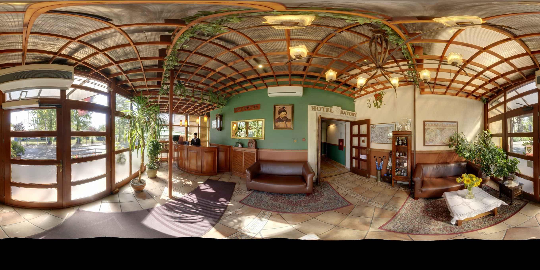 Prezentacja panoramiczna dla obiektu Hotel Batory