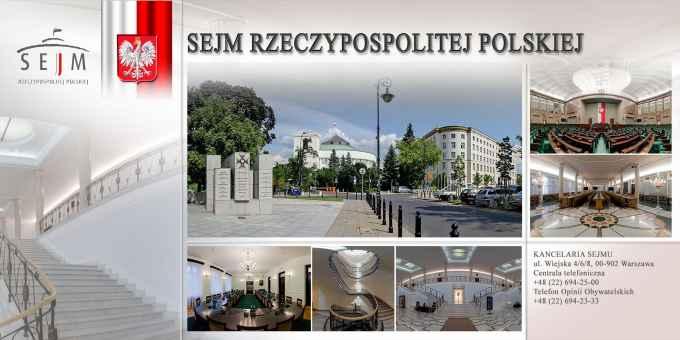 Prezentacja panoramiczna dla obiektu Sejm RP