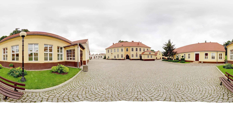 """Prezentacja panoramiczna dla obiektu Szlak """"Zamki i Pałace"""""""