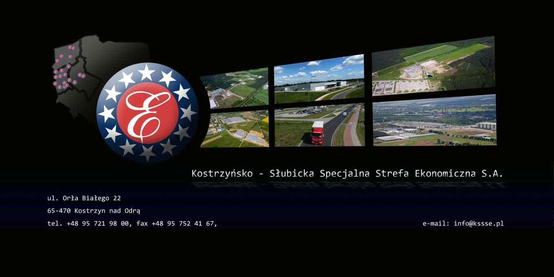 Prezentacja panoramiczna dla obiektu Kostrzyńsko - Słubicka Specjalna Strefa Ekonomiczna